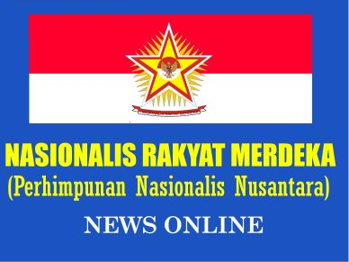 """...Logo Redaksi Nasionalis Rakyat Merdeka News Online..."" Photo By : Red. NRMnews.com"