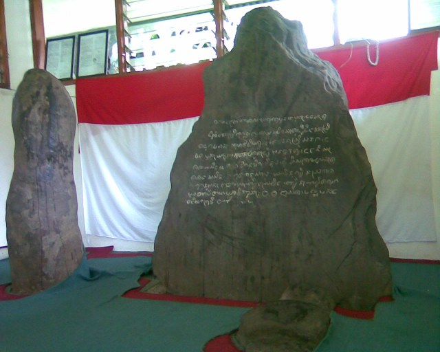 """...Prasasti Batutulis,  Memoar Kebesaran nama Prabu Siliwangi (1482 - 1521..."" Photo By : Red.NRMnews.com"