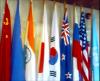 """...Bendera Negara - Negara Anggota ASEAN..."" Photo By : Red. NRMnews.com"