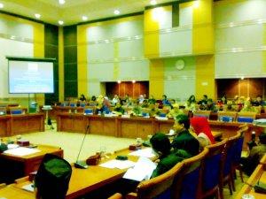 """...ilustrasi Suasana Jalannya Rapat Kerja DPR di Gedung DPR RI Senayan Jakarta..."" Photo By : Red NRMnews.com"