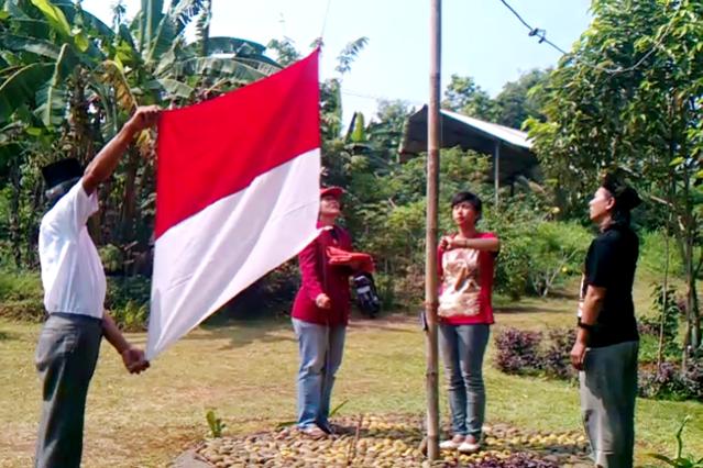 """""""...Ilustrasi Pemuda - Pemudi Indonesia..."""" Foto By : Red NRMnews.com"""