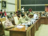 """...Ilustrasi Suasana Rapat Kerja Anggota DPR RI..."" Photo By : Red NRMnews.com"