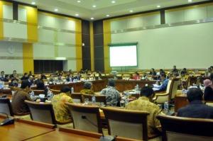 """...Suasana Jalannya Rapat DPR..."" Photo By : Red NRMnews.com"