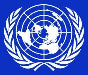 """""""...Logo PBB / Perserikatan Bangsa - Bangsa..."""""""