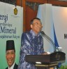 """...Menteri ESDM Jero Wacik..."" Photo By : Red. NRMnews.com"