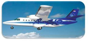 """...Program Rancang Bangun Pesawat N 219..."" Photo By : Red NRMnews.com"