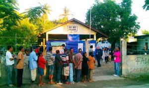"""...Ilustrasi Suasana Pemilihan Umum / Pemilu di Tengah Masyarakat..."" Oleh : Red NRMnews.com"