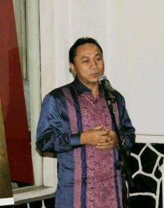 """""""...Ketua Umum Partai Amanat Nasional (PAN), Zulfikli Hasan..."""" Photo By : Red NRMnews.com"""