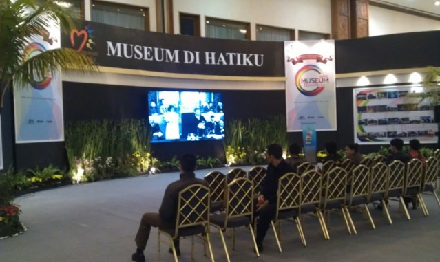 """""""...Jadikan Museum Menyenangkan Untuk Dikunjungi..."""" Photo By : Red NRMnews.com"""