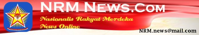 """...Logo Red.NRMnews.com / Redaksi Nasionalis Rakyat Merdeka News Online..."" Photo By ; Red. NRMnews.com"