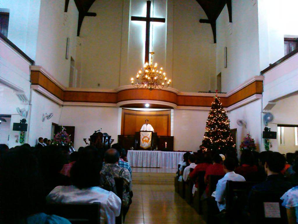 Gereja Katolik di Bogor di Gereja Zebaoth Bogor
