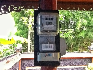 """...Ilustrasi KWh Meter PT PLN..."" Photo By : Red NRMnews.com"