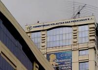 """...Gedung  Kantor Kementerian Kelautan dan Perikanan RI..."" Photo By : Red NRMnews.com"