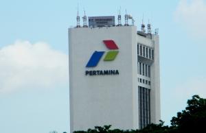 """""""...Gedung Kantor Pertamina ..."""" Photo By : Red. NRMnews.com"""