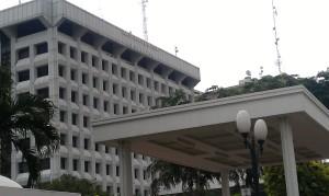 """...Kantor Kementerian Dalam Negeri...."" Photo By : NRMnews.com"