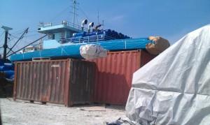 """...Ilustrasi Pelabuhan..."" Photo By : Red NRMnews.com"