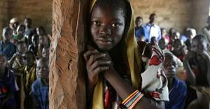 """...Ilustrasi Anak - Anak Afrika Terdampak Wabah Penyakit..."""