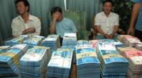 """""""...Ilustrasi Tersangka Kasus Korupsi, Pencucian Uang dan Gratifikasi..."""" Photo By : Red NRMnews.com"""