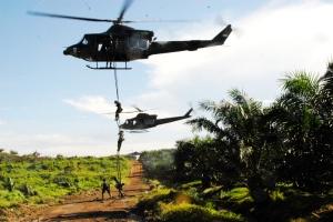"""...Ilustrasi Alutsista Helikopter .."" Photo By : Puspen TNI"
