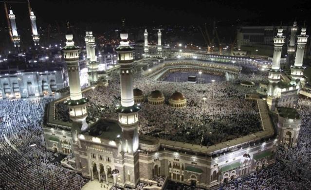 """""""...Ka'bah, Tujuan Utama Jamaah Haji ke Arab Saudi..."""""""