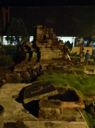 """...Sumur air dingin di Kawasan Cagar Budaya Candi Songgoriti ...."" Photo By : Red NRMnews.com"