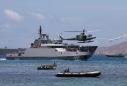 """""""...Ilustrasi Kapal Perang..."""" Photo By : Puspen TNI"""