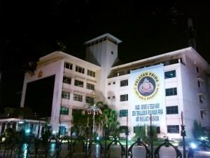 """...Gedung Kantor Mabes Polri, Jakarta..."" Photo By : Red NRMnews.com"