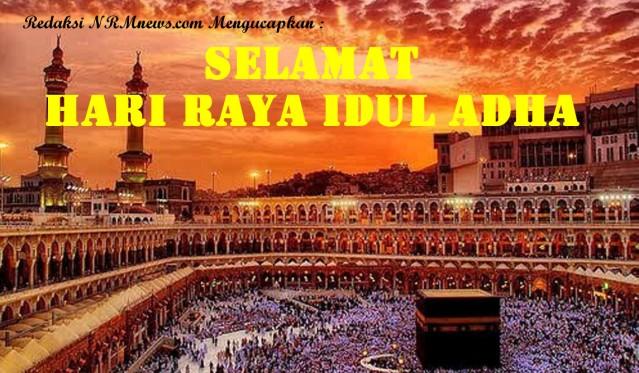 """...Selamat Idul Adha 1434 H..."" Photo By : Red NRMnews.com"
