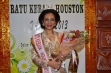 """...Ny. Shell Phillips, Ratu Kebaya Houston 2013..."" Photo By : KJRI Houston"