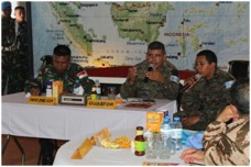 """...Suasana Commanders Meeting ..."" Photo By : Puspen TNI"