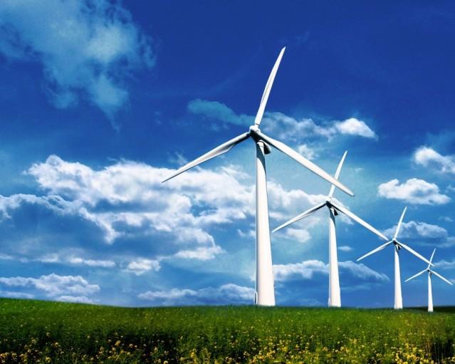 """""""...Ilustrasi Energi Terbarukan berbasis Angin..."""""""