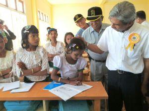 """""""...Ilustrasi Pendidikan..."""" Photo By : Dit. Infomed / Kemenlu RI"""