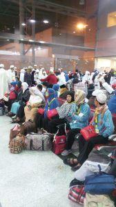 """""""..Ilustrasi para Jamaah Haji Indonesia di Arab Saudi..."""" Photo By : Red.NRMnews.com"""