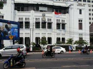 """""""...Gedung KNKT di Jakarta..."""""""