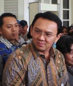 """...Basuki Tjahja Purnama / Ahok, Gubernur DKI Jakarta..."""