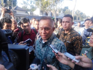 """...Menteri Pertahanan Jenderal TNI (Purn) Ryamizard Ryacudu..."" Photo By : Red. NRMnews.com"