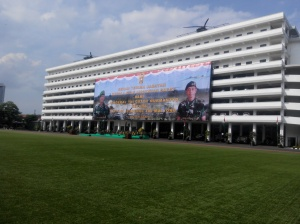"""... Markas Besar Angkatan Darat,  Jalan Veteran Jakarta Pusat..."" Photo By : Red. NRMnews.com"