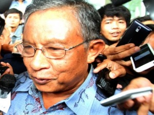 """...Menteri Koordinator Bidang Perekonomian Darmin Nasution..."" Photo By : Red NRMnews.com"