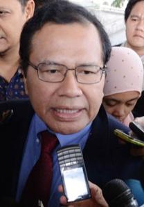 """""""...Menteri Koordinator Bidang Kemaritiman, Rizal Ramli..."""""""