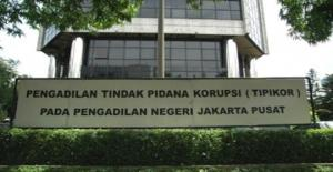 """...Ilustrasi Gedung Pengadilan Negeri Tindak Pidana Korupsi..."""
