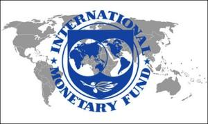 """""""...Logo Dana Moneter Internasional (IMF)..."""""""