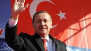 """...Presiden Turki, Reccep Tayip Erdogan..."" Photo by : hdresim.net"
