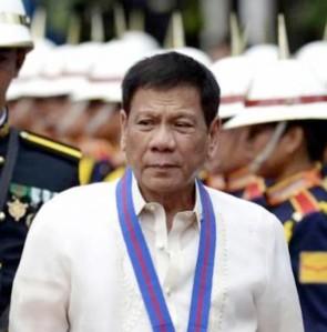 """""""...Presiden Filipina, Rodrigo Duterte...."""""""