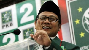 """""""...Ketua Umum Partai Kebangkitan Bangsa, Muhaimin Iskandar..."""""""