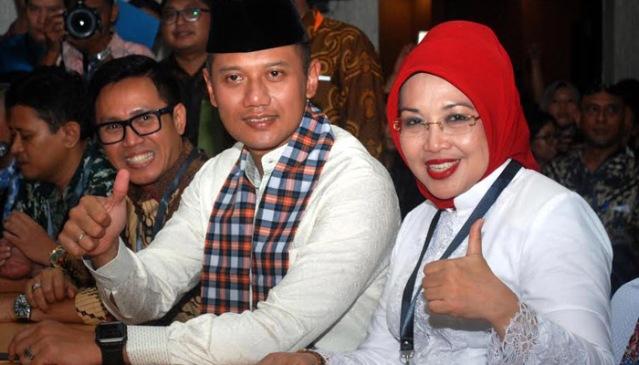 """...Pasangan Bakal Calon Gubernur dan Wagub  dalam Pilkada DKI..."""