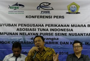 """...Konferensi Pers Aksi Mogok Operasional Oleh P3MB, ASTUIN, dan HNPN..."" Photo By : Red NRMnews.com"