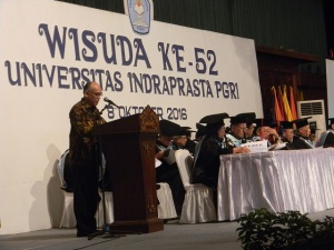 """...Wisuda Unindra Ke - 52..."" Photo By : Red NRMnews.com"