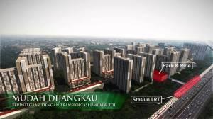 """""""...Proyek Pengembangan Apartemen Baru dari Agung Podomoro Land di Cimanggis..."""""""