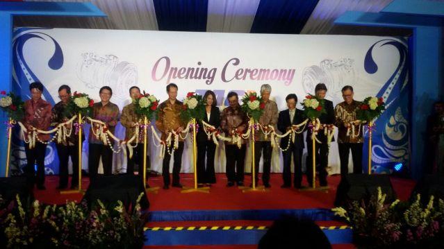 """...Opening Ceremony PT TD Automotive Compressor Indonesia (TACI)..."""