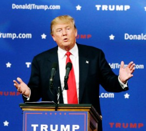 """""""...Pemenang Pemilu Presiden AS,  Donald Trump..."""""""